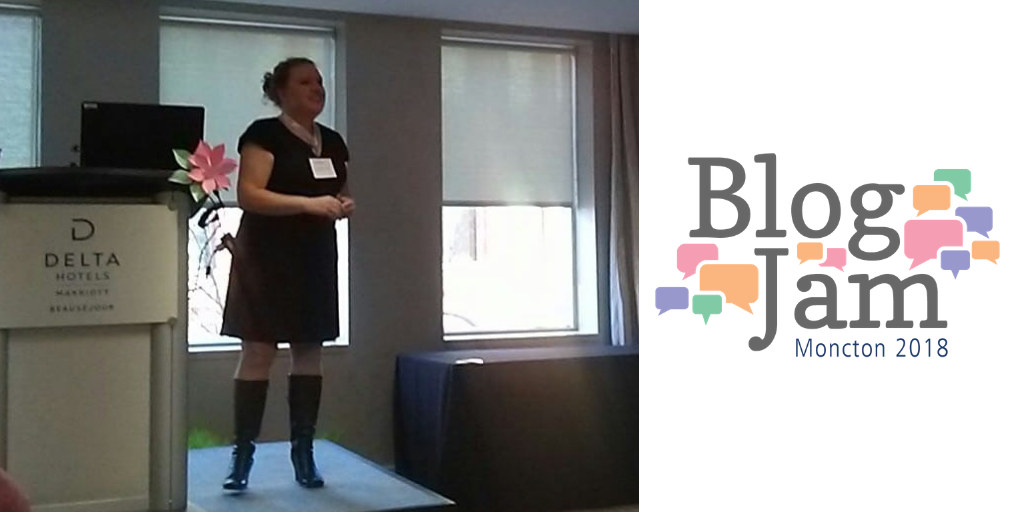 Summary of BlogJam Atlantic Event
