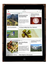 Pocket – Arguably the Best Save-Now-Read-Later App